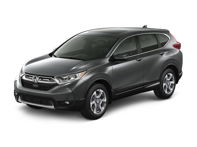 New 2019 Honda CR-V EX AWD SUV in Fargo, North Dakota