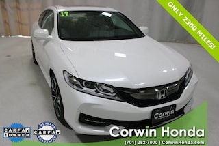 Used 2017 Honda Accord EX Coupe in Fargo, ND