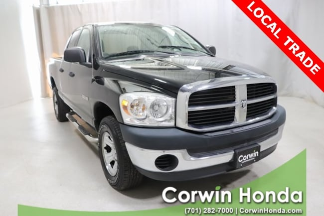 Corwin Dodge Fargo >> Used 2008 Dodge Ram 1500 For Sale At Corwin Automotive Group Vin