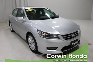Used 2014 Honda Accord EX Sedan in Fargo, ND