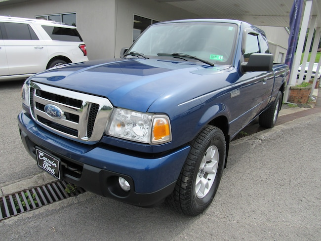 2008 Ford Ranger Extended Cab Long Bed Truck