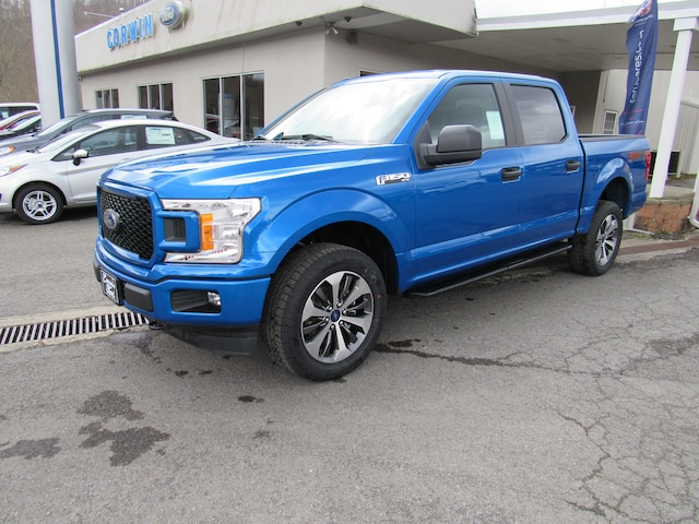 New 2019 Ford F-150 For Sale at Corwin Ford Sales Inc  | VIN