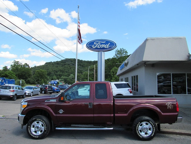 2012 Ford F-250 Extended Cab Truck