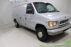 1998 Ford E-250 Van Cargo Van