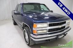 1998 Chevrolet K1500 Silverado Fleetside Truck Extended Cab