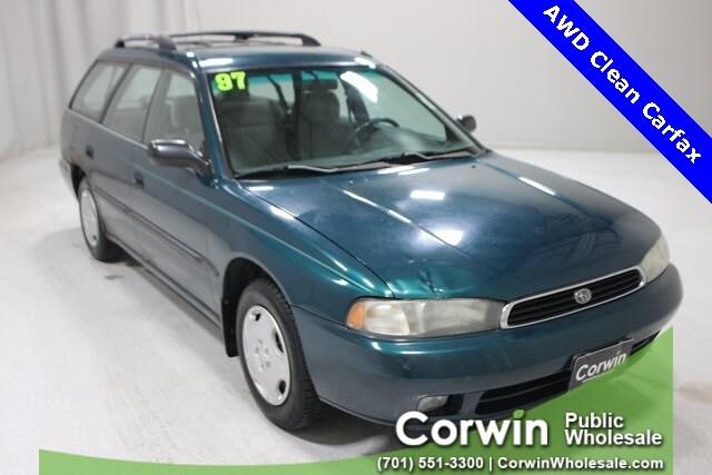 1997 Subaru Legacy Brighton Wagon