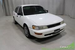 1995 Toyota Corolla Standard Sedan