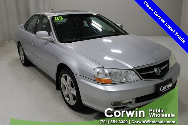 2003 Acura TL 3.2 Type S w/Navigation System Sedan