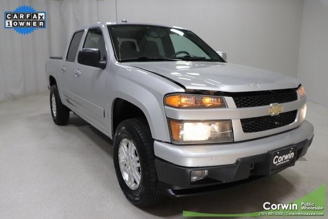 2011 Chevrolet Colorado Truck Crew Cab