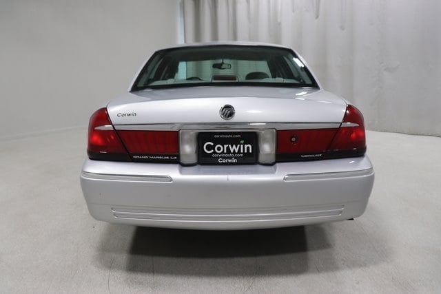 Used 2001 Mercury Grand Marquis For Sale at Corwin Public Wholesale