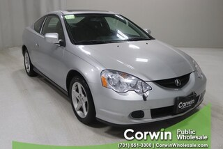2004 Acura RSX Base Coupe