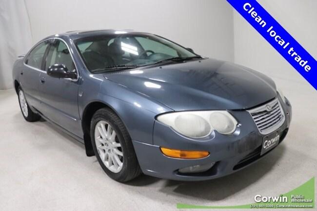 2003 Chrysler 300M Base Sedan
