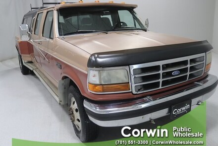 1995 Ford F-350 XL Truck Crew Cab