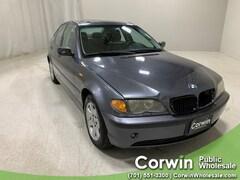 2002 BMW 325xi Sedan