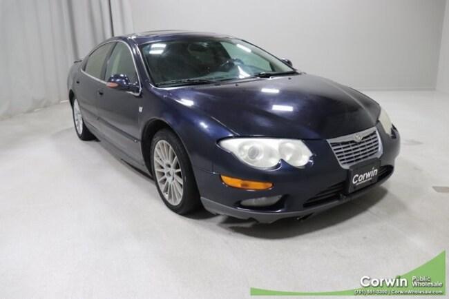 2002 Chrysler 300M Special Edition Sedan