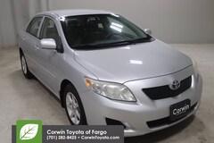 2009 Toyota Corolla LE Sedan