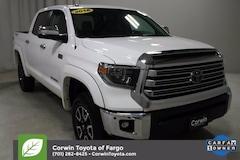 2018 Toyota Tundra Limited Truck CrewMax