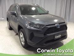 2020 Toyota RAV4 Hybrid LE SUV