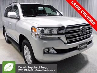 2021 Toyota Land Cruiser SUV
