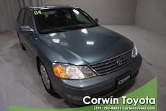 2004 Toyota Avalon Sedan