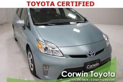 2014 Toyota Prius Three Hatchback