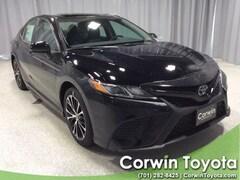 2020 Toyota Camry SE Sedan