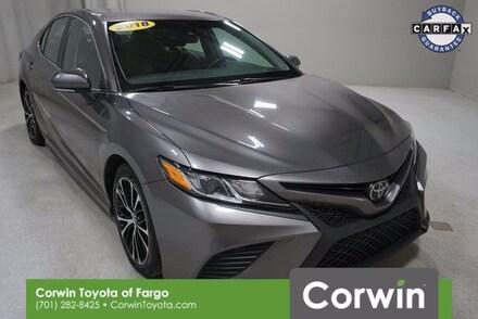 2018 Toyota Camry SE Sedan
