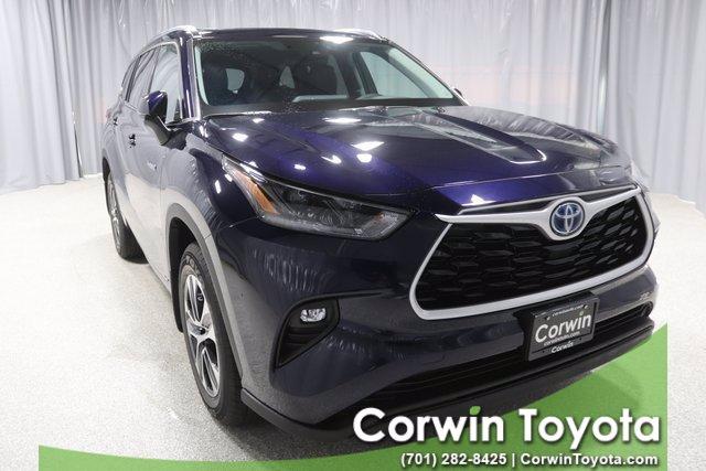 2021 Toyota Highlander Hybrid SUV