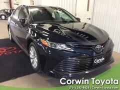 2019 Toyota Camry LE Sedan