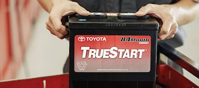 Genuine Toyota TrueStart Battery