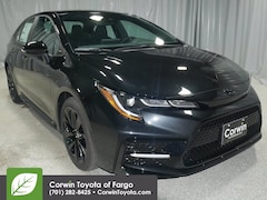 2022 Toyota Corolla Nightshade Sedan