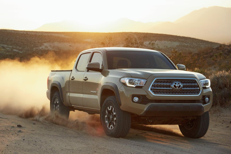 Toyota pickup truck