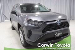 2021 Toyota RAV4 Hybrid LE SUV