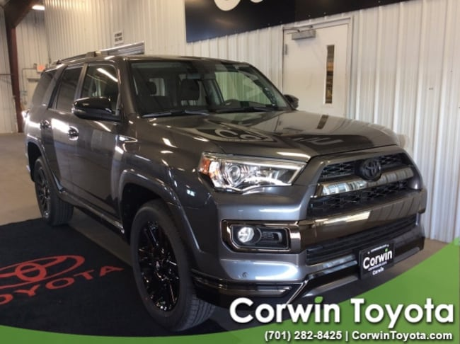 New 2019 Toyota 4Runner Limited Nightshade SUV in Fargo, North Dakota