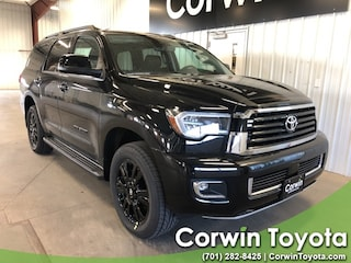 New 2019 Toyota Sequoia TRD Sport SUV for sale Philadelphia
