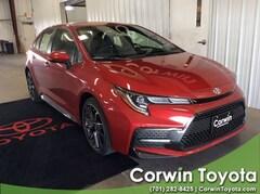 2020 Toyota Corolla SE Sedan