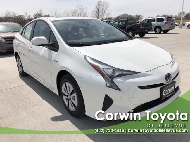 New 2018 Toyota Prius Four Hatchback in Bellevue, NE