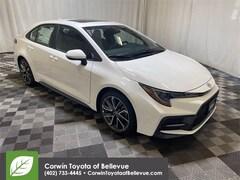 2021 Toyota Corolla SE Sedan