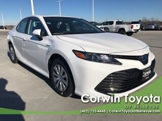 New 2019 Toyota Camry Hybrid LE Sedan for sale Philadelphia