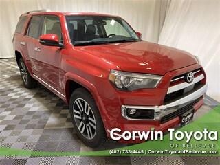 2021 Toyota 4Runner Limited SUV