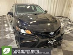 2022 Toyota Camry Hybrid Nightshade Sedan