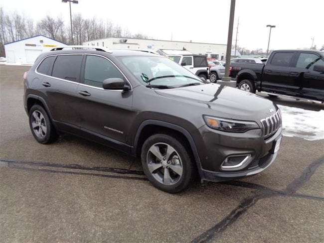 2019 Jeep Cherokee Limited Full Size SUV