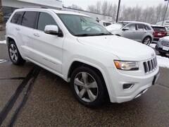 2014 Jeep Grand Cherokee Overland Full Size SUV