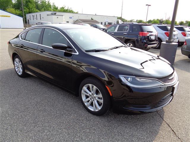 2017 Chrysler 200 LX Mid-Size Car