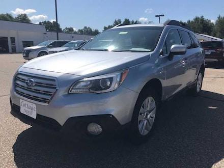2017 Subaru Outback Premium Crossover SUV