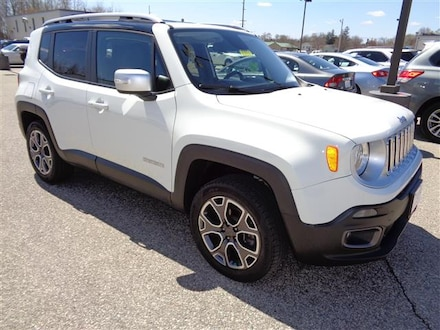 2016 Jeep Renegade Limited Compact SUV
