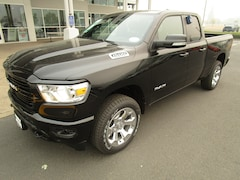 New 2020 Ram 1500 BIG HORN QUAD CAB 4X4 6'4 BOX Quad Cab 1C6SRFBT9LN316570 for Sale in Cottage Grove, OR