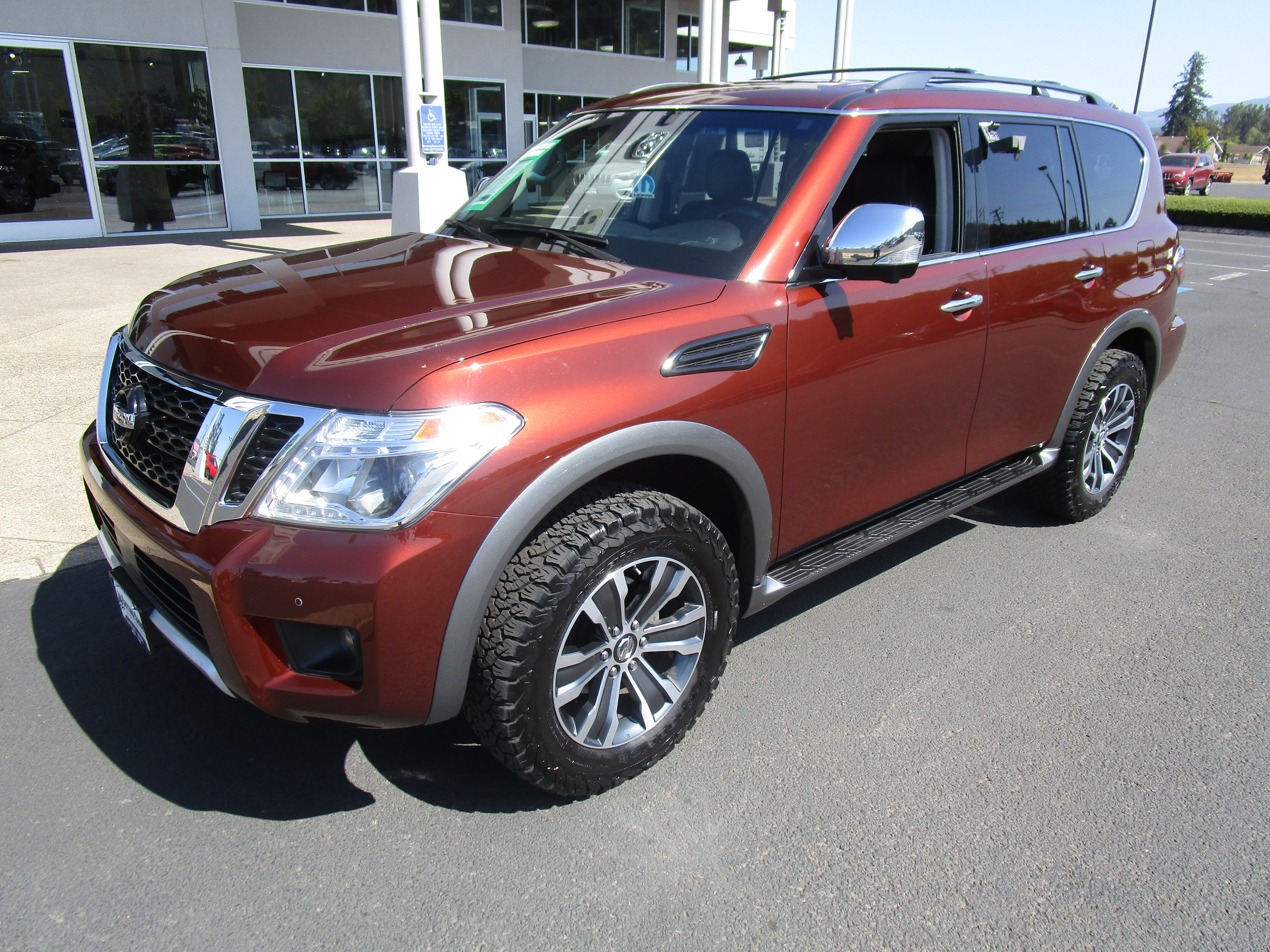 2017 Nissan Armada Configurations >> Used 2017 Nissan Armada For Sale In Cottage Grove Or Near Springfield Or Vin Jn8ay2nc8h9511253