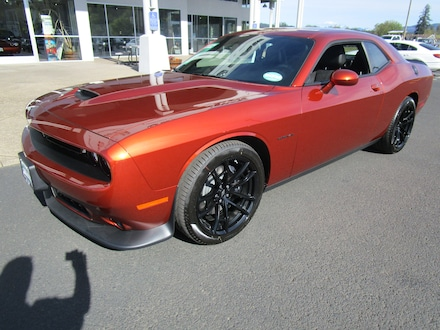 Featured New 2021 Dodge Challenger R/T Coupe for Sale in Cottage Grove, OR
