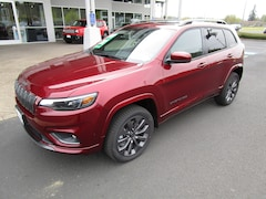 New 2020 Jeep Cherokee HIGH ALTITUDE 4X4 Sport Utility 1C4PJMDX1LD622923 for Sale in Cottage Grove, OR